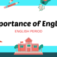 What is the importance of English?