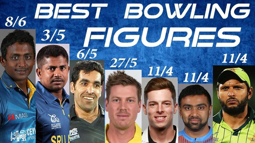 best bowling figure in t20