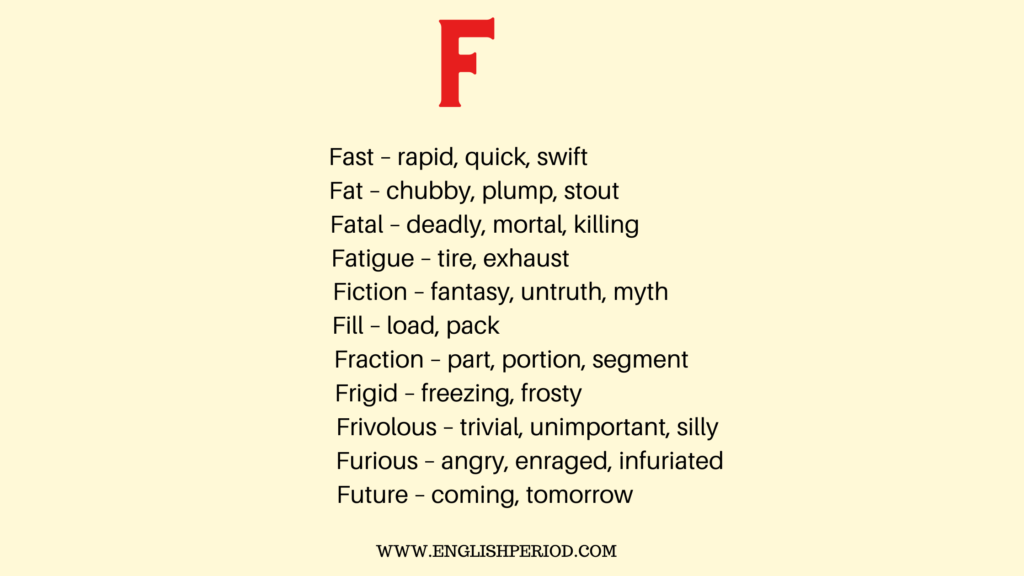 Synonyms for ielts