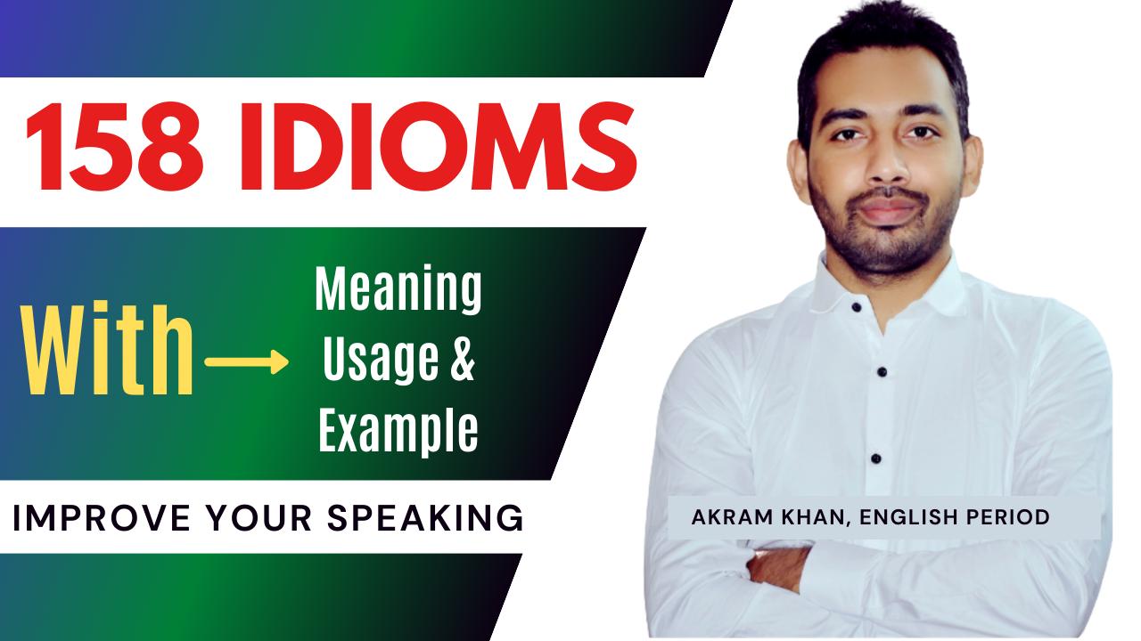 Idioms for ilets