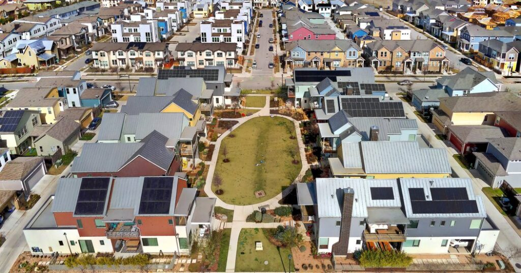 suburbs meaning