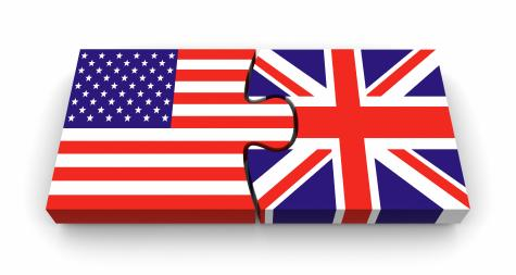 Spelling Differences in American and British English