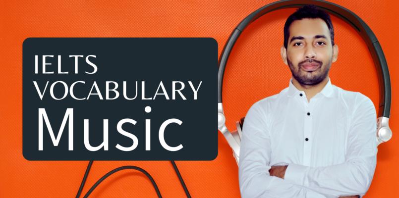 IELTS Vocabulary Music