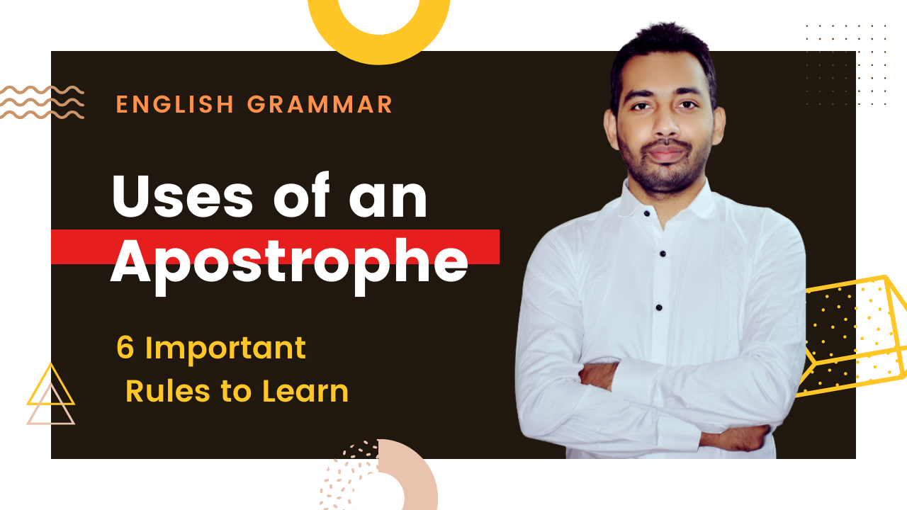 Uses of an Apostrophe