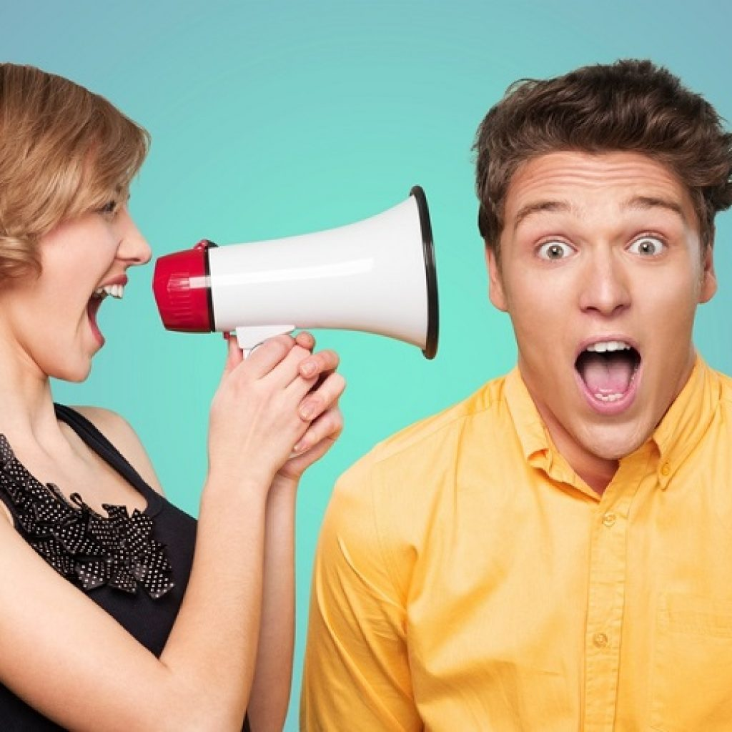 Word of mouth meaning in English